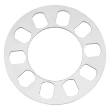 Universal Car Wheel Spacer Suit 5 Stud Hub Centric Steel Alloy Rim  8mm  High quality hub centric wheel spacer(China (Mainland))