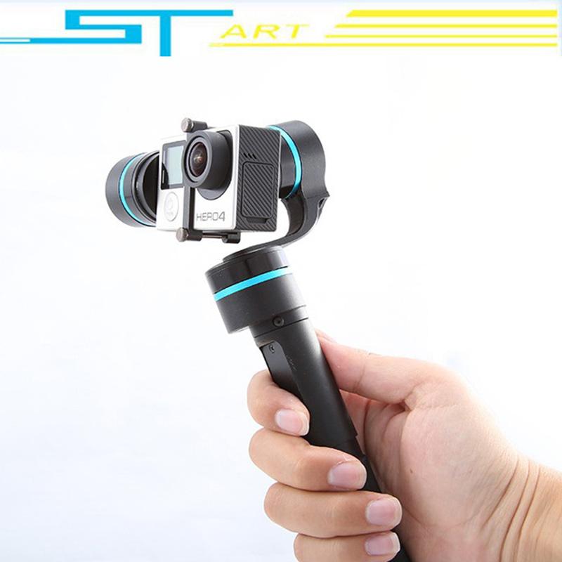 FeiYu Tech Newest G4 3 Axis Brushless Handheld Gimbal For GoPro Hero 4 3 3+