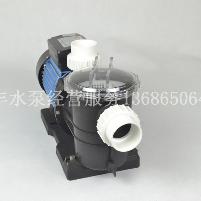Buy stp150 1 1kw 1 5hp plastic water for What size pond pump do i need