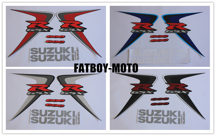 Popular Motorcycle Stickers Suzuki Gsxr Buy Cheap Motorcycle - Stickers for motorcycles suzuki