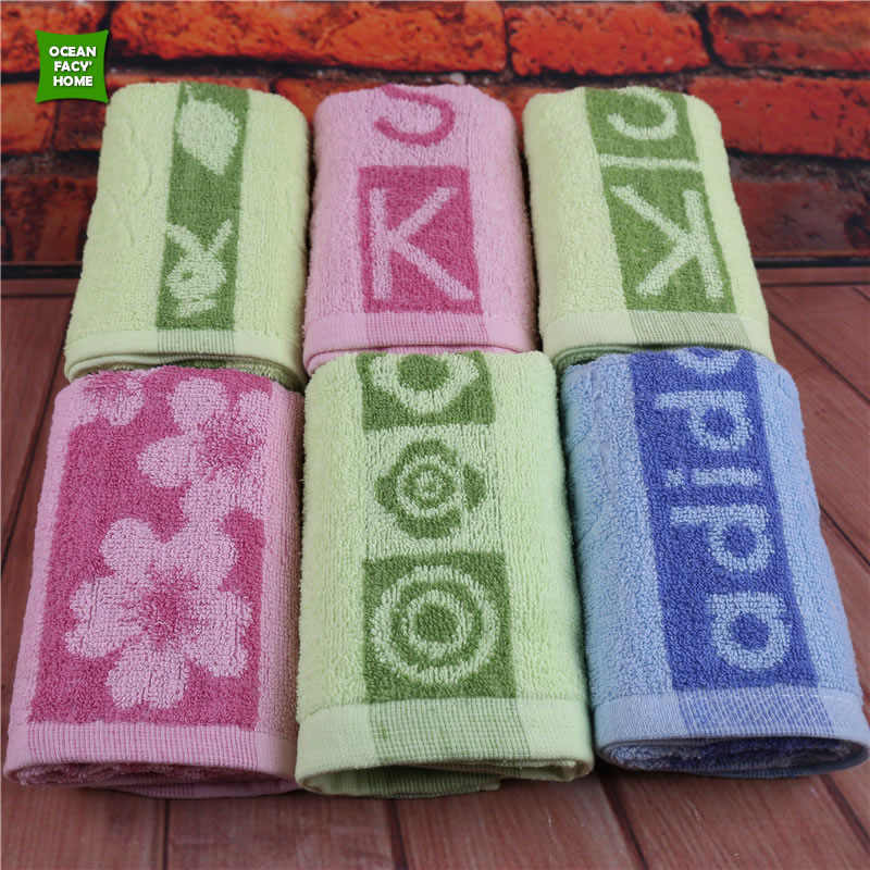 Cotton Towel Home Face Hand Bath High Quality Cheap Towels Hot Selling Floral Printed 4 Styles 2016 Brand Design Towel Beach(China (Mainland))