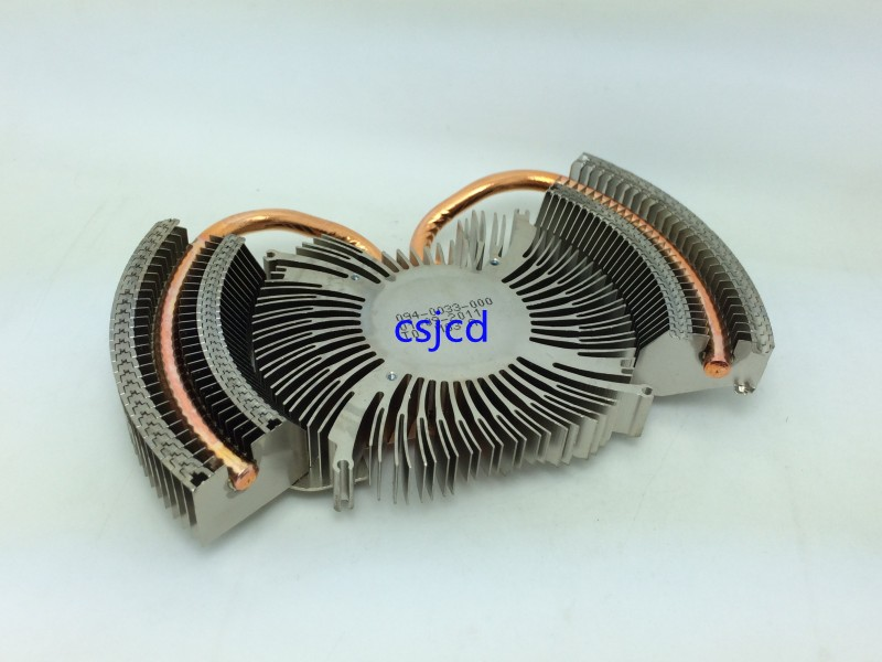 100w high power led heatpipe radiator copper heatpipe 2 radiator projector 100w light beads(China (Mainland))