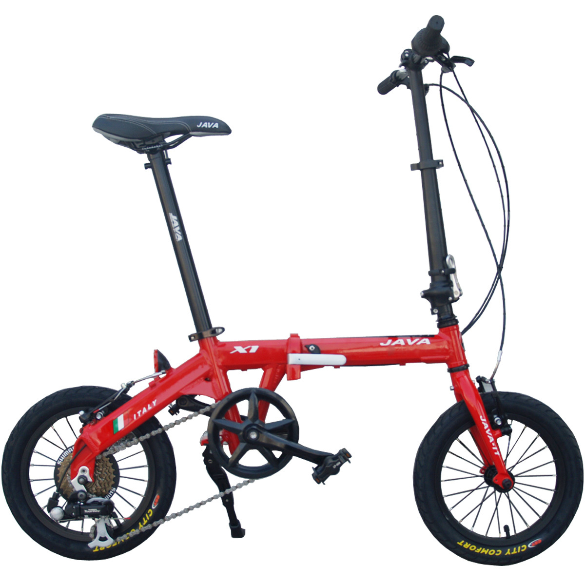 Bikes 14 In java folding bike x v