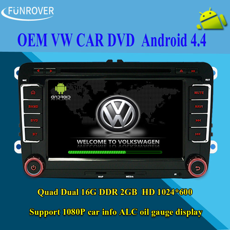FREE SHIPPING VW Factory sell update to Quad core Android OEM fit radio rns510 VW passat jetta polo Car DVD GPS Stereo Golf Polo(China (Mainland))