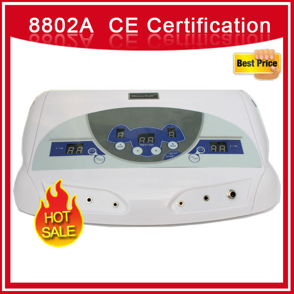 Taia CE beauty Dual Bio Detox Foot Spa With Music Function 8802A(China (Mainland))