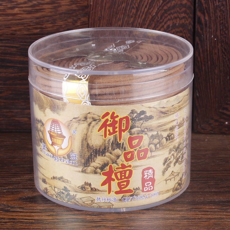 50Coils 1.5-2 Hours Burning Time/Coil Pure Nature Flower Incense Coils Royal Sandal Wood Aromatic Coils(China (Mainland))