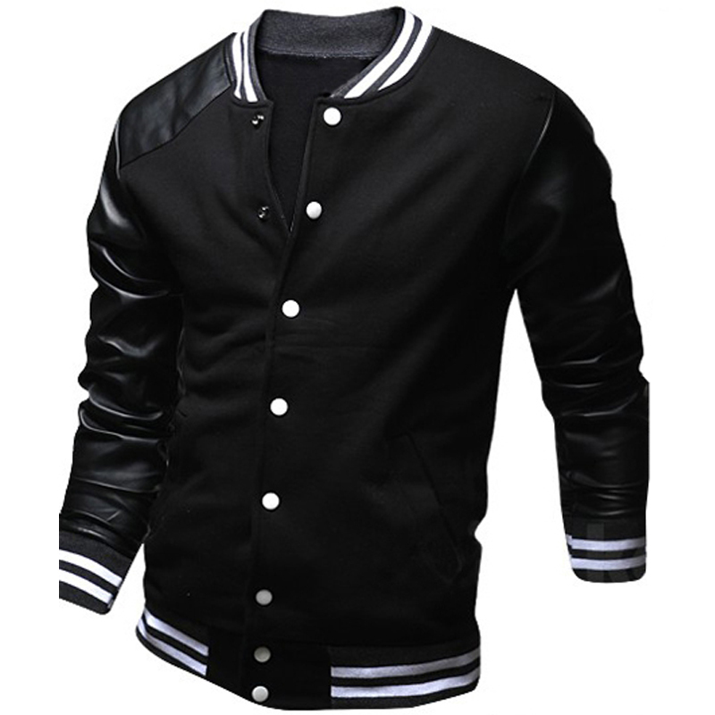 Popular Baseball Varsity Jackets for Men-Buy Cheap Baseball ...