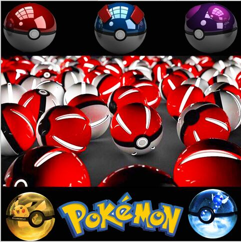Have Box Figures Pokeball Go Mystic Valor Team Instinct Ball Power Bank 10000mA Chager With LED Light For Poke Ball Go AR Game(China (Mainland))