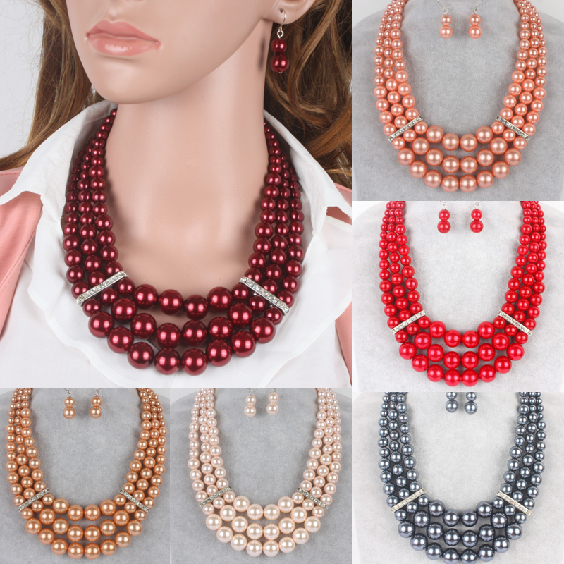 Колье-цепь Honey Jewelry multi 1220