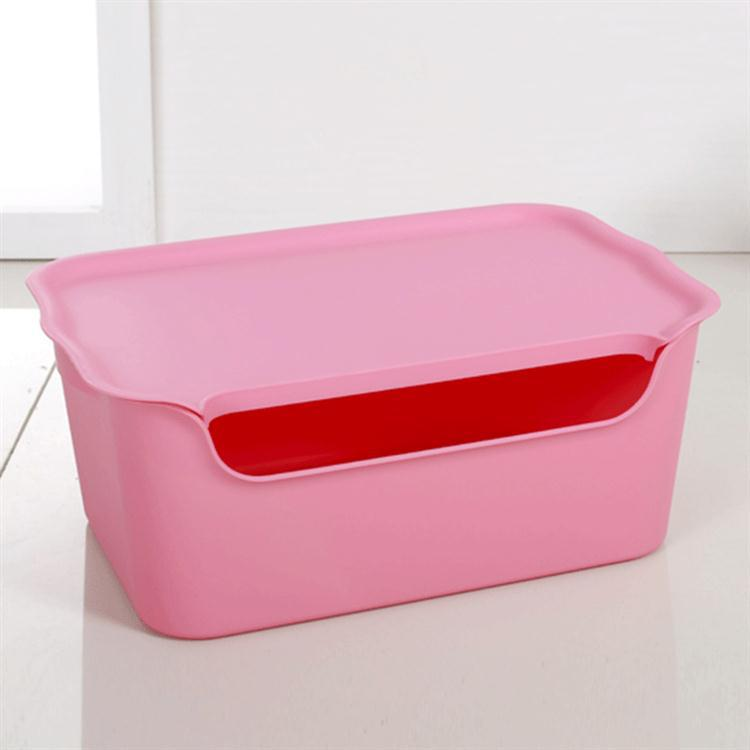 But Windows sundry cascading bin with cover - red trumpet(China (Mainland))