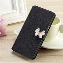 Buy Cover Samsung GALAXY S3 mini i8190 Luxury silk Flip Magnetic PU Leather Stand Cases Cover Samsung S3 mini i8190 Case for $2.69 in AliExpress store