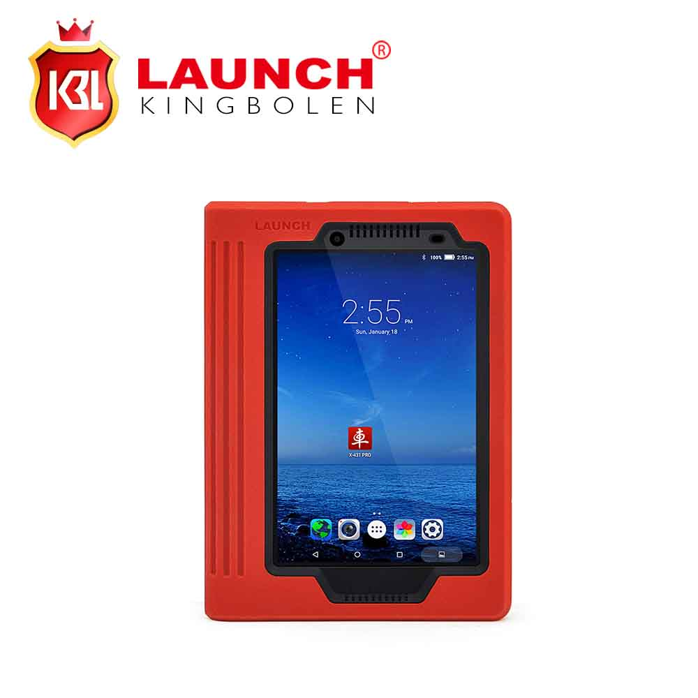 New Released Original Launch X431 Pro 8'' Tablet PC WiFi/Bluetooth Function Get Free GOLO Easydiag+ For Free DHL Free Shipping(China (Mainland))