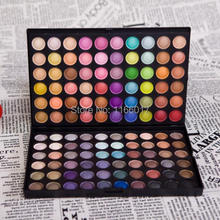 2014 New Fashion  Professional 120 Full Colors Eye Shadow Palette Eyeshadow Makeup Palette Cosmetic Palette v1007a  A2