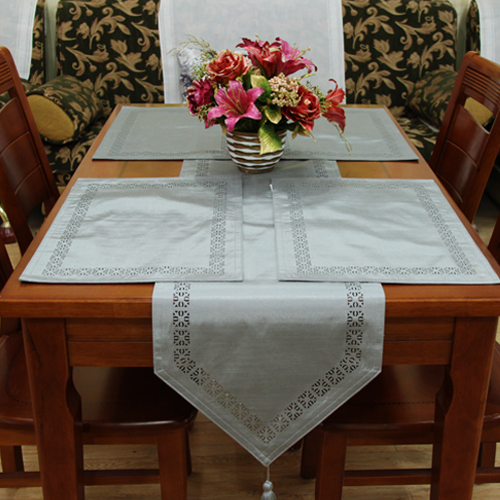 Quality Modern Dining Table Runner Chinese Style Placemat Coffee Table