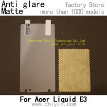 matte anti glare LCD Screen Protector Guard Cover Film Shield For Acer Liquid E3 E380 V380 / Acer Liquid E3 Duo