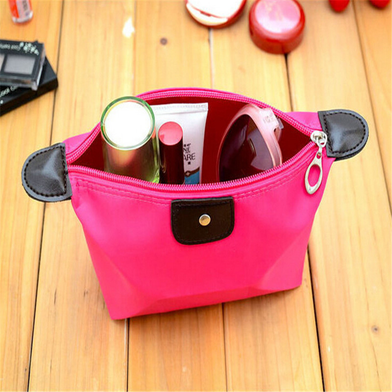 Multifunction Travel Cosmetic Bag Makeup Pouch Toiletry Zipper Wash Organizer<br><br>Aliexpress