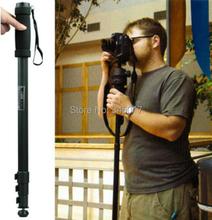 Free shipping WT-1003 tripods monopod,portable professional SLR camera monopod WT1003,Max:67″(171cm)