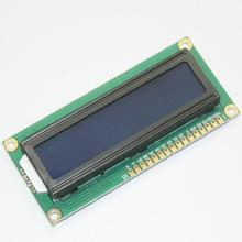LCD Module Display Monitor 1602 5V Blue Screen And White Code for Arduino UNO 2560 Raspberry PI Board(China (Mainland))