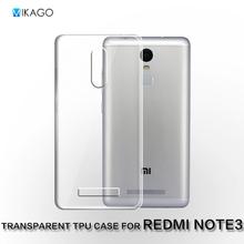 Transparent Soft TPU Silicon mfor Xiaomi redmi Note 3 redmi Note 2 PRO Case For Xiaomi redmi Note 3 Mobile Phone back Cover Case