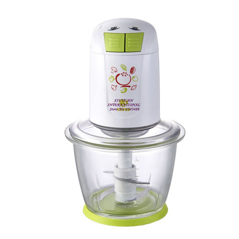 350W power meat grinder multifunctional electric cooking machine baby food mix machine electric food chop machine food processor(China (Mainland))