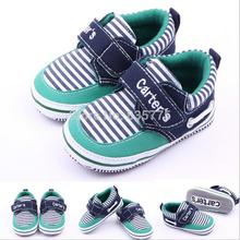 New Fashion Newborn Baby Boys Kids First Walkers Shoes Infant Toddler Gingham Classic Sports Soft Soled Cotton Padded Shoes(China (Mainland))