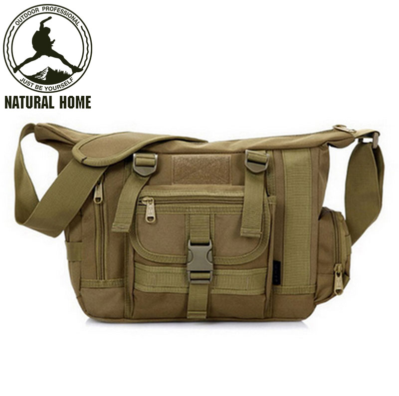 [NaturalHome] Brand Outdoors Military Tactical Style ACU CP Camouflage Army Green Bag Hiking Travelling Sport Army Duffel Bags(China (Mainland))