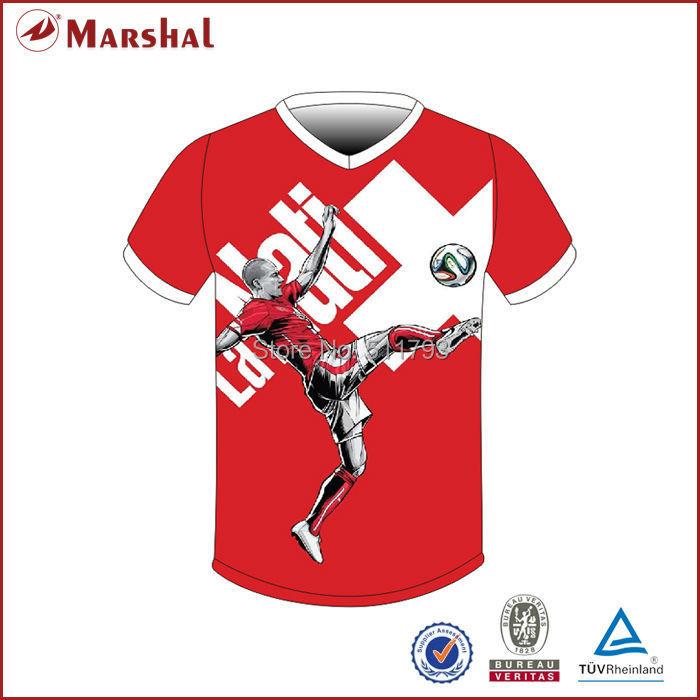 2015 Sublimation Printing Free Shipping Mens Football Clothing(China (Mainland))