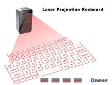 Портативный виртуальной лазерной клавиатуры и мыши для Ipad Iphone планшет пк, Bluetooth проекция star-прогнозам беспроводная клавиатура aser