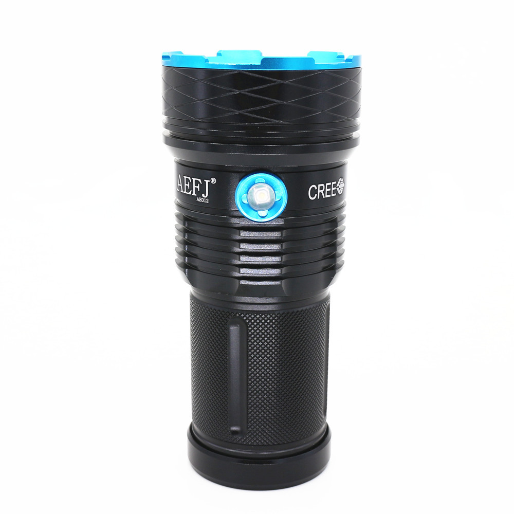Super Bright 88000 Lumen CREE XML T6 Tactical Zoomable LED Flashlight Torch Lamp