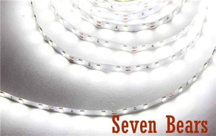 Best price!!! high quality!!! 5630 5m LED strip Light NON-Waterproof Lighting Led Strip 300leds 60leds/m white / warm white(China (Mainland))