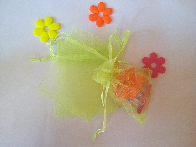 2000pcs 7*9cm light green Organza gift bag jewelry packaging display bags Drawstring pouch for bracelets/necklace/wed Yarn bag<br><br>Aliexpress