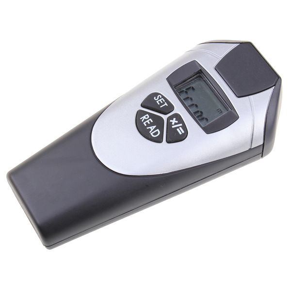 Sonic Digital Handheld LCD Ultrasonic Range Laser Point Distance Measure Measurer Distance Meter(China (Mainland))
