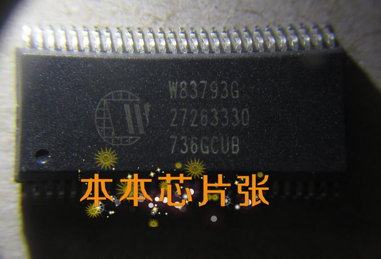 Бесплатная доставка 2 шт./лот W83793G W83793 SSOP56 ноутбук чип новый оригинальный