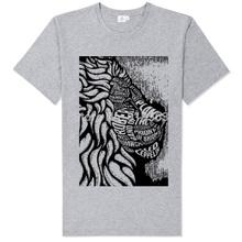 METALLICA fury lion soft comfortable UNISEX T-shirt casual street style