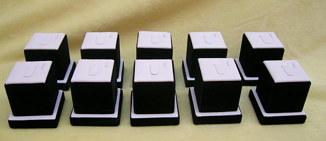Jewelry Display 10PCS/LOT Jewelry Holder Jewelry Props Seat Ring Display Rack(China (Mainland))
