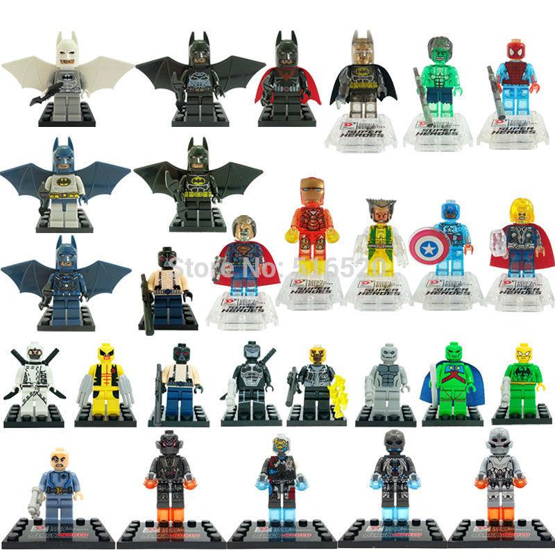 Лего minifigures 1500 spiele - 7