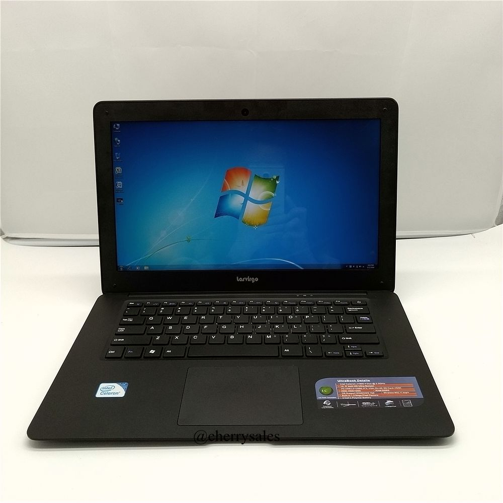 New 14 inch win7/win8.1 Laptop computer PC In-tel Celeron JI900 2.0GHZ Quad Core Fast boot,4GB RAM 750GB HDD Slim Ultrabook