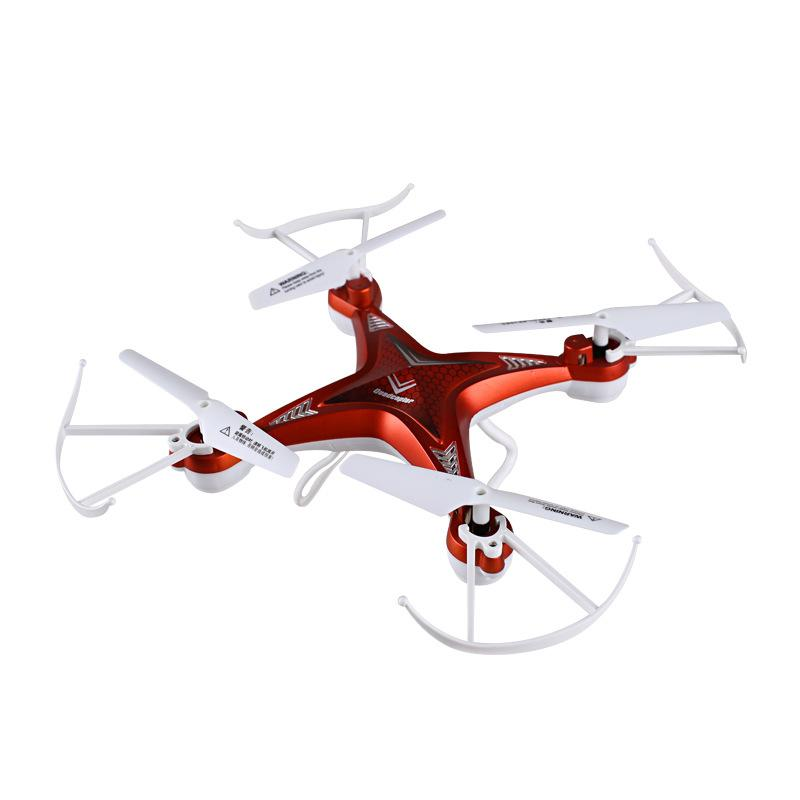 2.4GHz 4CH 3D Roll 6Axis Gyro Real Time RC Quadcopter W/ 2.0MP Camera 4G