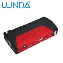 50800mAh LUNDA Car jump starter High power capacity battery source pack charger vehicle engine booster emergency power bank(China (Mainland))