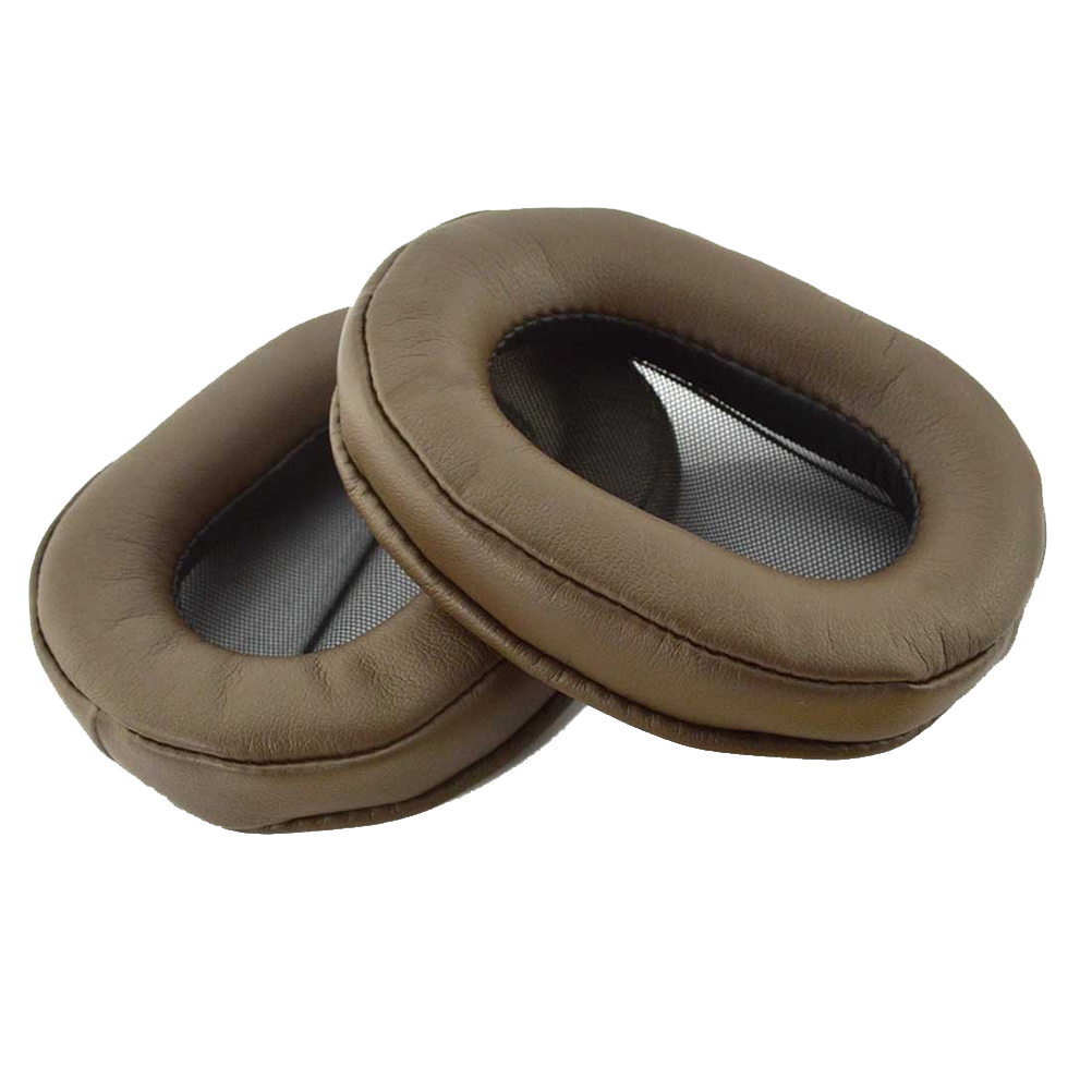 Pair of Replacement Ear Pads Cushions for SONY MDR-1R / MDR-1R MK2 Headphone (Brown)<br><br>Aliexpress