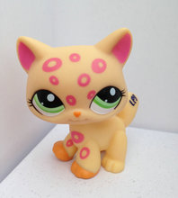 Pet Shop Animal Doll LPS Figure Child Toy Gril Cat DWA219(China (Mainland))