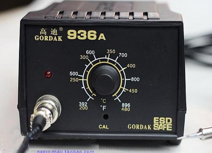 Gordak 936A паяльная станция
