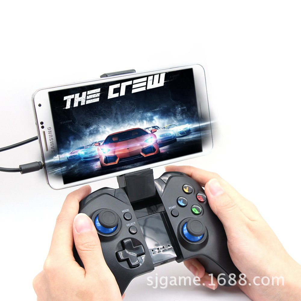 PG-9038 iPega Wireless Bluetooth Game Gaming Controller Joystick Gamepad for Android / iOS MTK cell phone Tablet PC TV BOX(China (Mainland))