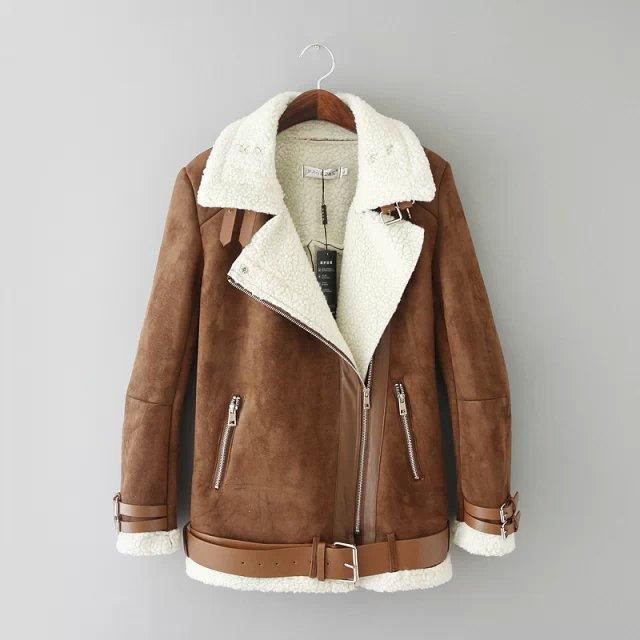 Discount Shearling Coats