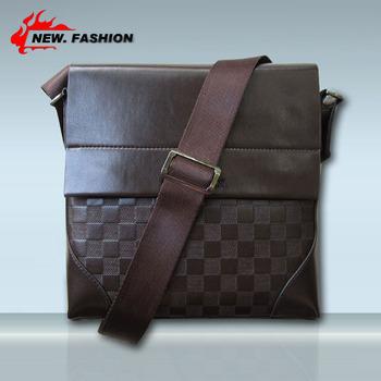 Hot Sale Casual PU Leather Men Messenger Bags, Special offer Fashion Men Bags, Men's Shoulder Bag Black 151788 Free shipping