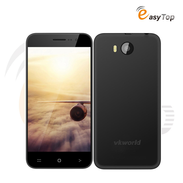 original Vkworld VK2015 4.5 Inch MTK6582 Quad Core Android 5.0 IPS 960*540 1GB RAM 8GB ROM 8MP 3G mobile Phone(China (Mainland))