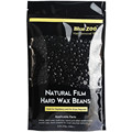 BlueZoo 1Bag 250g Black No Strip Depilatory Hot Film Hard Wax Pellet Waxing Bikini Hair Removal