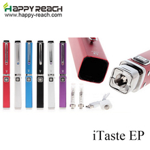 High quality 2pcs Innokin iTaste EP Kit Vaporizer Pen With cap iclear 10 atomizer and rechargeable battery e cig kit