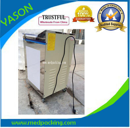 Commercial cooked meat rice tea vacuum packaging machine vacuum sealing machine food vacuum machine(China (Mainland))