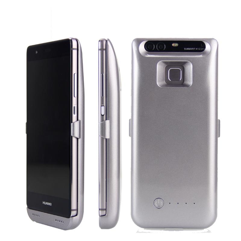 1 pcs 4 color 3800mah for huawei p9 power case external - Colore case esterno ...